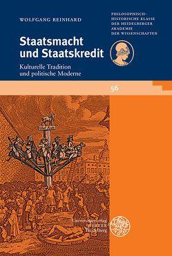 Staatsmacht und Staatskredit von Reinhard,  Wolfgang