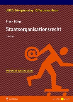 Staatsorganisationsrecht von Bätge,  Frank