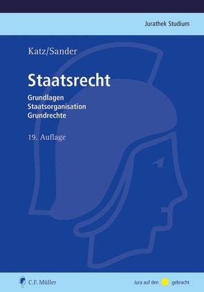 Staatsrecht von Katz,  Alfred, Sander,  Gerald G.