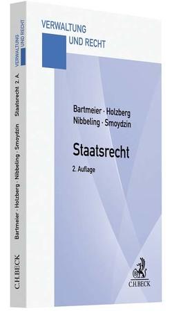 Staatsrecht von Bartmeier,  André, Holzberg,  Ralf, Nibbeling,  Joachim, Smoydzin,  Jochen