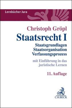 Staatsrecht I von Gröpl,  Christoph