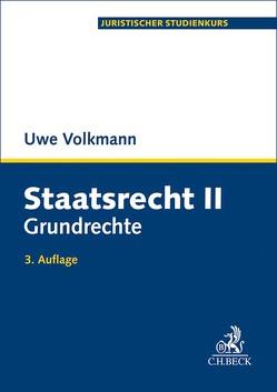 Staatsrecht II von Volkmann,  Uwe