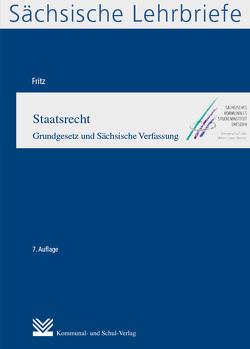 Staatsrecht (SL 3) von Fritz,  Markus