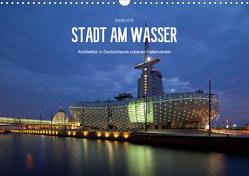 Stadt am Wasser (Wandkalender 2021 DIN A3 quer) von Otte,  Sven