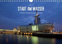 Stadt am Wasser (Wandkalender 2021 DIN A4 quer) von Otte,  Sven
