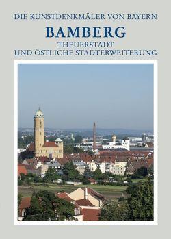 Stadt Bamberg von Exner,  Matthias, Ruderich,  Peter