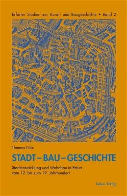 Stadt-Bau-Geschichte von Nitz,  Thomas
