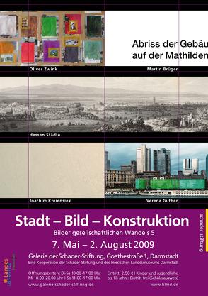 Stadt – Bild – Konstruktion. Bilder gesellschaftlichen Wandels 5 von Pohl,  Klaus D