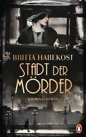 Stadt der Mörder von Habekost,  Britta