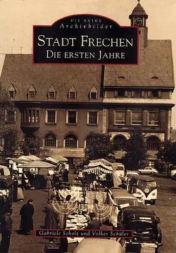 Stadt Frechen von Mohr,  Gabriele, Schüler,  Volker