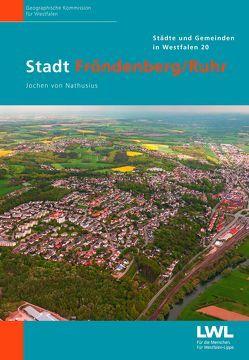 Stadt Frönenberg/Ruhr von von Nathusius,  Jochen