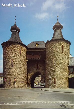Stadt Jülich von Coenen,  Ulrich