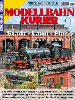 """""""Stadt, Land, Fluss"""" – 12 Bauberichte"""