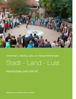 Stadt – Land – Lust von Hartkemeyer,  Johannes F., Hartkemeyer,  Julia, Hartkemeyer,  Martina, Hartkemeyer,  Tobias