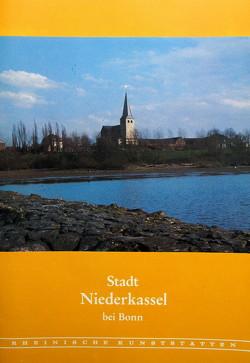 Stadt Niederkassel bei Bonn von Schnabel,  Josef
