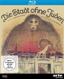 Stadt ohne Juden (1924, Blu-ray) von Breslauer,  Hans Karl