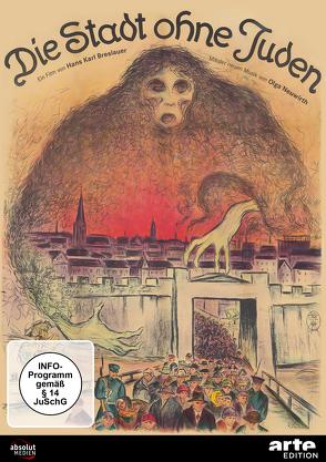 Stadt ohne Juden (1924) von Breslauer,  Hans Karl