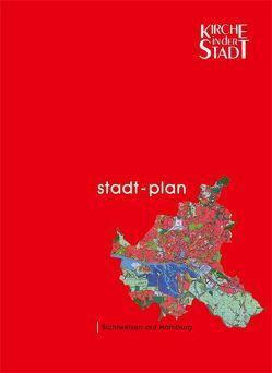 """""""stadt-plan"""" von Brandi-Hinrichs,  Friedrich, Grünberg,  Wolfgang, Reitz-Dinse,  Annegret"""