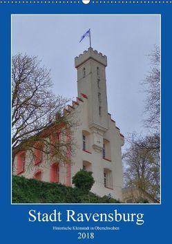 Stadt Ravensburg (Wandkalender 2018 DIN A2 hoch) von Kattobello,  k.A.