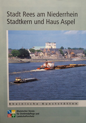 Stadt Rees am Niederrhein von Hohmann,  Karl H