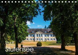 Stadt Stutensee (Tischkalender 2018 DIN A5 quer) von Walliser,  Richard