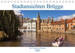 Stadtansichten Brügge – das Venedig des Nordens (Tischkalender 2020 DIN A5 quer) von Thiemann / DT-Fotografie,  Detlef