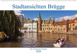 Stadtansichten Brügge – das Venedig des Nordens (Premium, hochwertiger DIN A2 Wandkalender 2020, Kunstdruck in Hochglanz) von Thiemann / DT-Fotografie,  Detlef