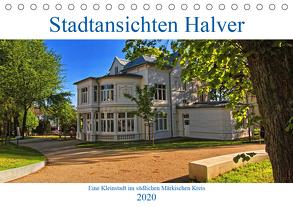Stadtansichten Halver (Tischkalender 2020 DIN A5 quer) von Thiemann / DT-Fotografie,  Detlef