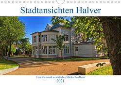 Stadtansichten Halver (Wandkalender 2021 DIN A4 quer) von Thiemann / DT-Fotografie,  Detlef