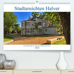 Stadtansichten Halver (Premium, hochwertiger DIN A2 Wandkalender 2020, Kunstdruck in Hochglanz) von Thiemann / DT-Fotografie,  Detlef