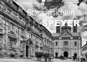 Stadtansichten Speyer (Wandkalender 2018 DIN A3 quer) von Schwarz,  Nailia