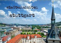 stadtansichten stuttgart (Wandkalender 2019 DIN A3 quer) von Pfeiffer,  Ralf