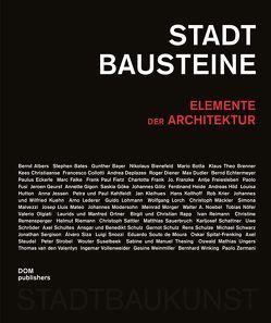 Stadtbausteine von Fietz,  Frank Paul, Göke,  Saskia, Mäckler,  Christoph