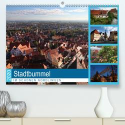 Stadtbummel im schönen Nördlingen (Premium, hochwertiger DIN A2 Wandkalender 2020, Kunstdruck in Hochglanz) von Cross,  Martina
