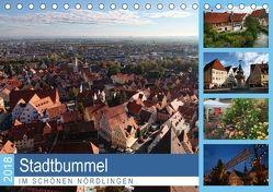 Stadtbummel im schönen Nördlingen (Tischkalender 2018 DIN A5 quer) von Cross,  Martina