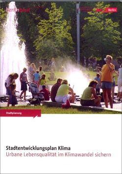 Stadtentwicklungsplan Klima von Back,  Louis, Müller,  Michael