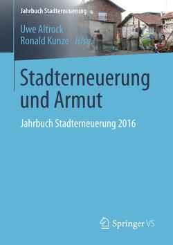 Stadterneuerung und Armut von Altrock,  Uwe, Kunze,  Ronald