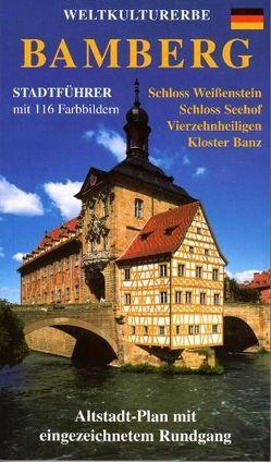 Stadtführer Bamberg De. von Sauer,  Willi