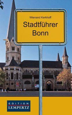 Stadtführer Bonn von Kerkhoff,  Winand