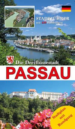 Stadtführer Passau Deutsch