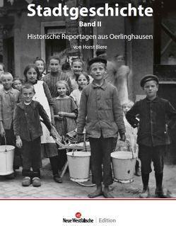Stadtgeschichte Oerlinghausen – Band 2 von Biere,  Horst