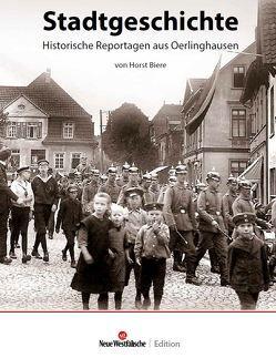 Stadtgeschichte Oerlinghausen von Biere,  Horst