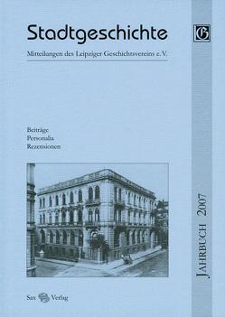 Stadtgeschichte (PDF) von Cottin,  Markus, Döring,  Detlef, Friedrich,  Cathrin, Steinführer,  Henning, Titel,  Volker