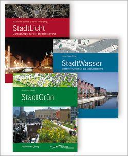 StadtGestaltung. von Haass,  Heiner, Jirku,  Almut, Schmidt,  J. Alexander, Töllner,  Martin