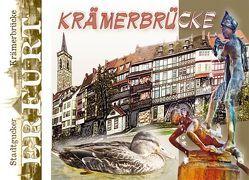 Stadtgucker – Erfurt – Krämerbrücke von Herz,  Andrea