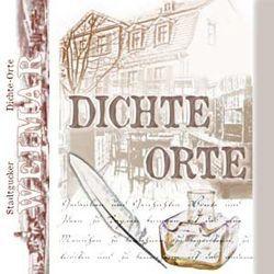 Stadtgucker – Weimar – Dichte Orte von Herz,  Andrea
