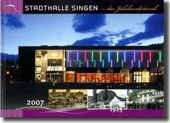 Stadthalle Singen – das Jahrhundertwerk von Bamberg,  Gunnar, Kappes,  Reinhild, Lemke,  Stefanie, Peter,  Klaus M