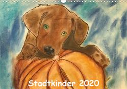Stadtkinder 2020 (Wandkalender 2020 DIN A3 quer) von Nocke,  Susanne