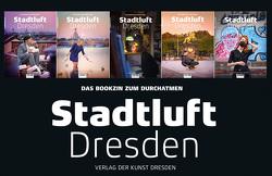 Stadtluft Dresden Pentalogie von Garbe,  Amac, Ufer,  Peter, Walther,  Thomas