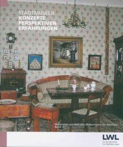 Stadtmuseen von Bernhardt,  Günter, Scheffler,  Jürgen